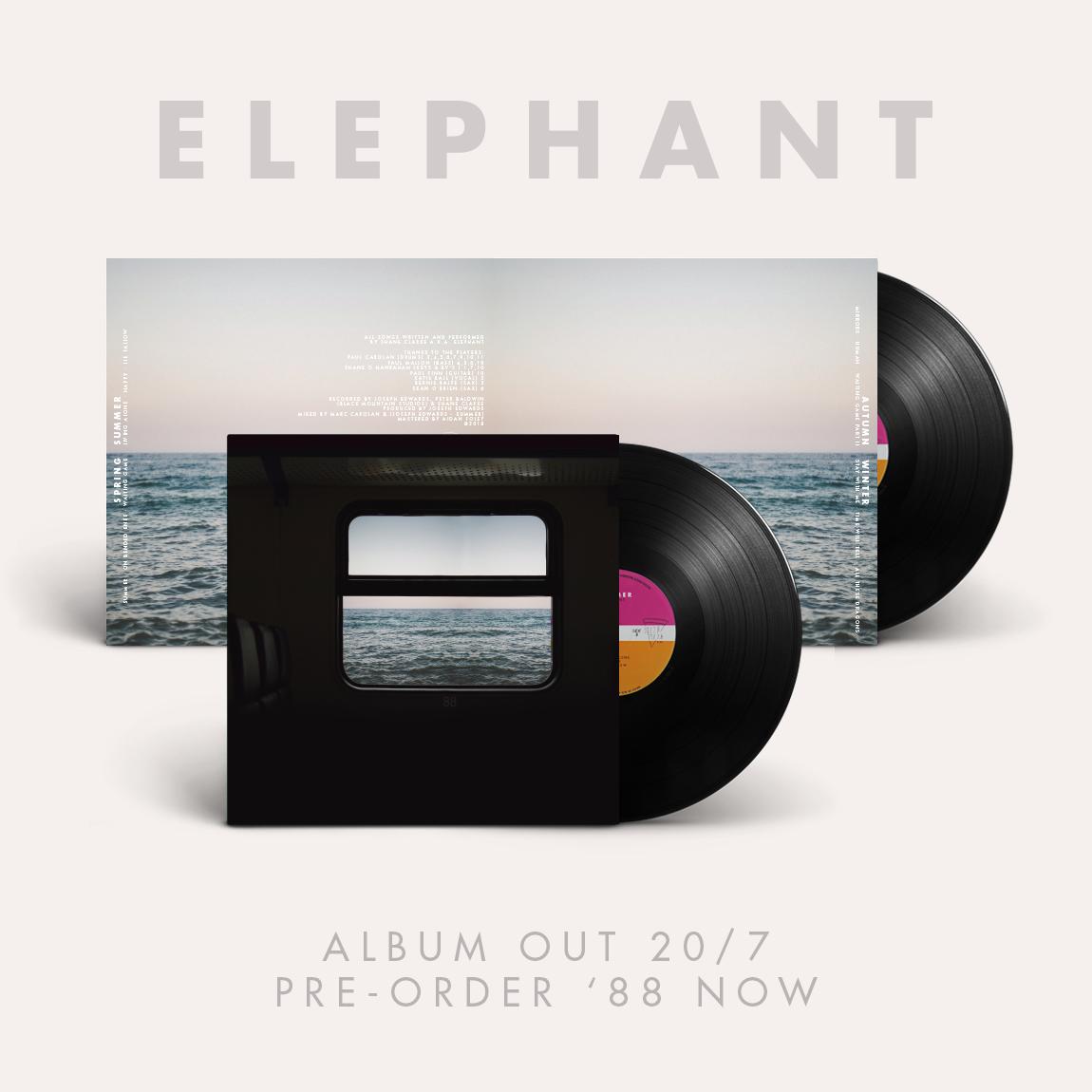 Elephant 88 Album